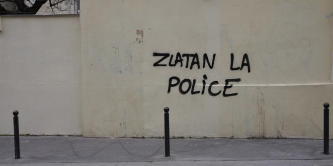 """""""Zlatan la police"""" - Tagtical Media-2 ©MTO"""
