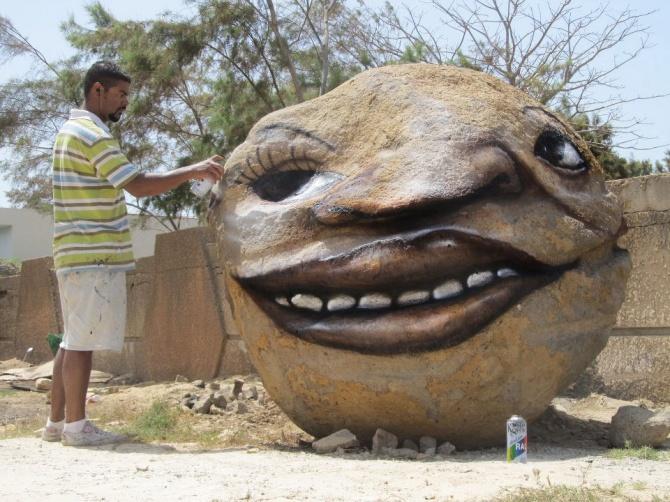 Dakar - Dalata - street art