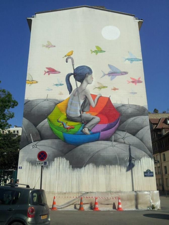 Street Art Paris / Facebook