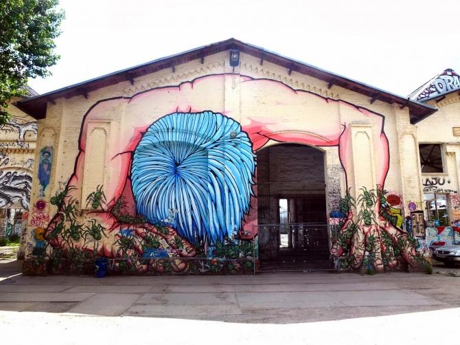 Alaniz, RAW Tempel - Berlin // photo 2103 @vidos - street-art-avenue