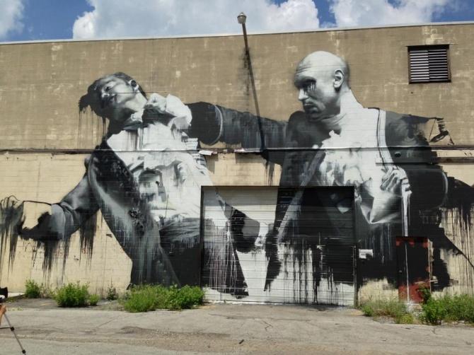 Conor Harrington - Wall/Therapy Rochester 2013