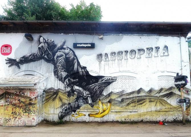falkland - street art - cassiopeia - raw tempel - berlin