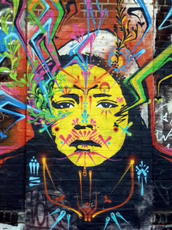 stinkfish - street art - urban spree -berlin