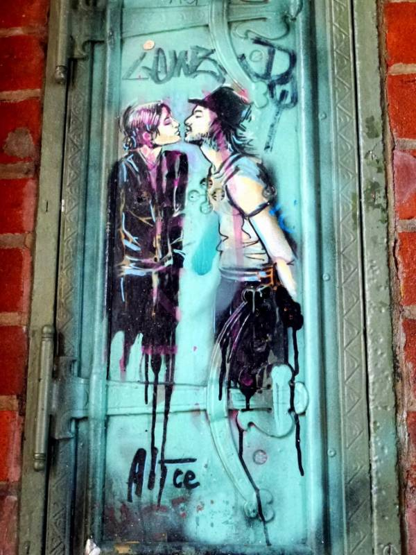 Alice Pasquini, Berlin