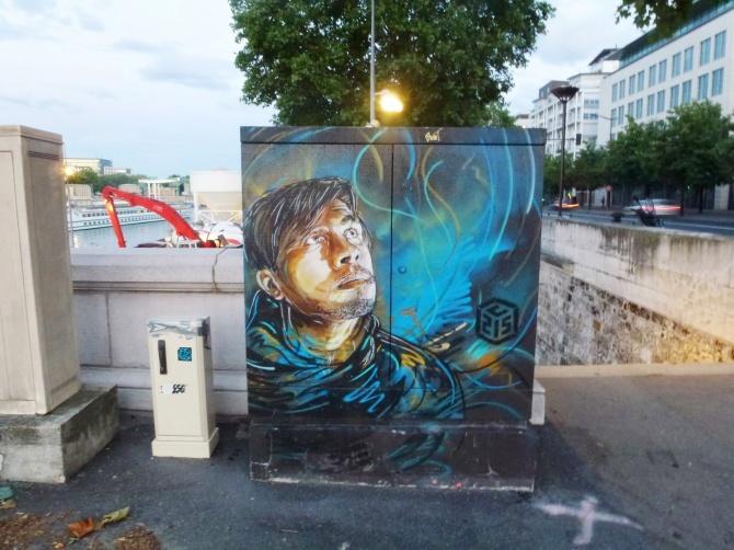 C215 - Quai de Seine Paris 13