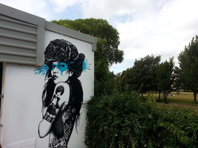 Finbarr Dac - www.streetartnews.net