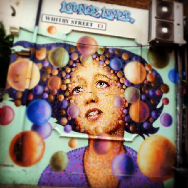 Jimmy.C, Shoredith (2012) Londres
