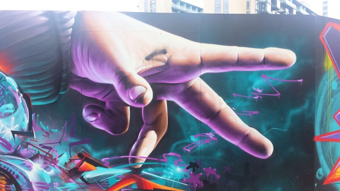 smug - street art - festival of urban art sandyford - fuas - dublin