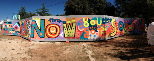 billy and alex - street art - outlook festival - croatie