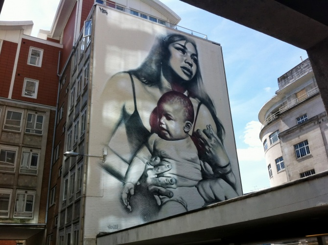 Bristol // juin 2013 - © Hicham - street-art-avenue