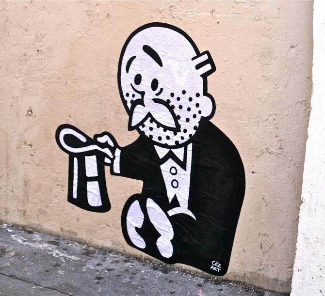 rues monopoly paris