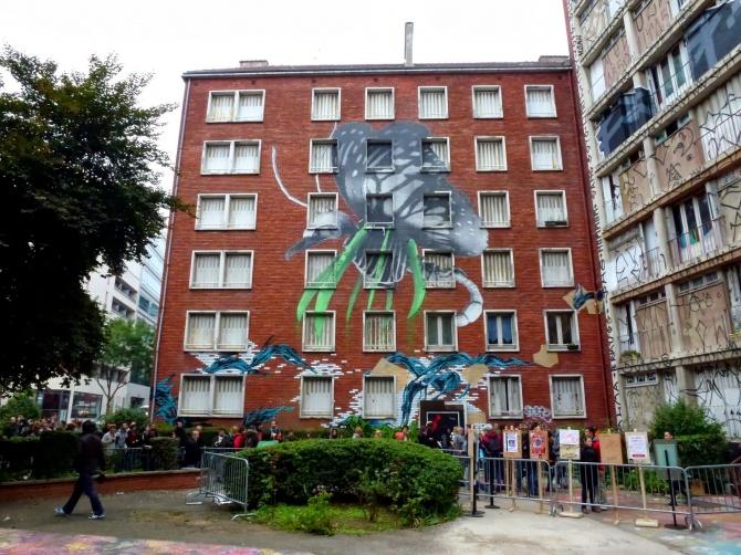 LUDO - octobre 2013 @vidos - street-art-avenue.com