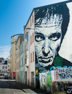"""Jef Aérosol """"Crimes of Minds"""" - Brest 2011"""