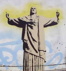 christ redempteur stra bordeaux detail