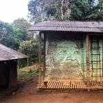 Vhils /// Gravure sur bois au coeur du Brésil