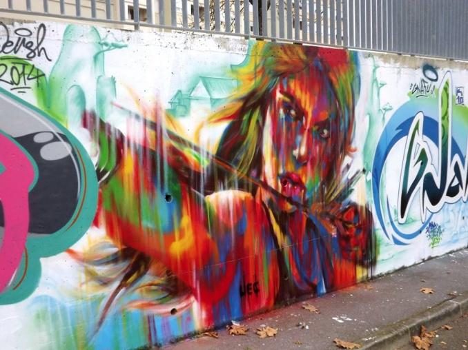 Sma Lao  Jam Graffiti De Beaubreuil Limoges