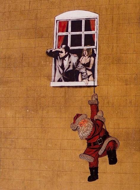 Joyeux No 235 L Street Art