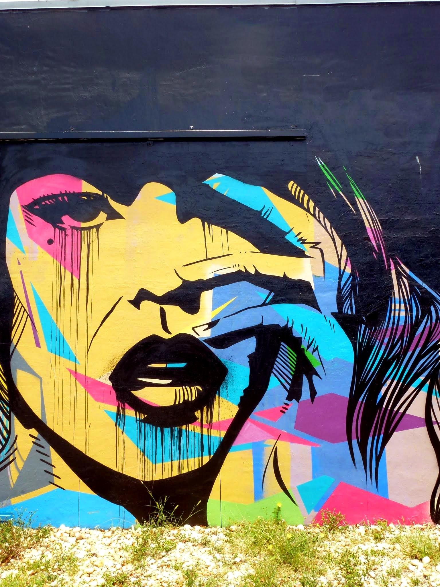 Ariel Cruz /// Art Basel 2013, Wynwood Miami