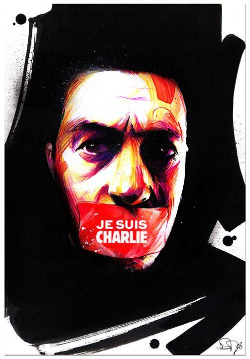 DAN23 Je Suis Charlie