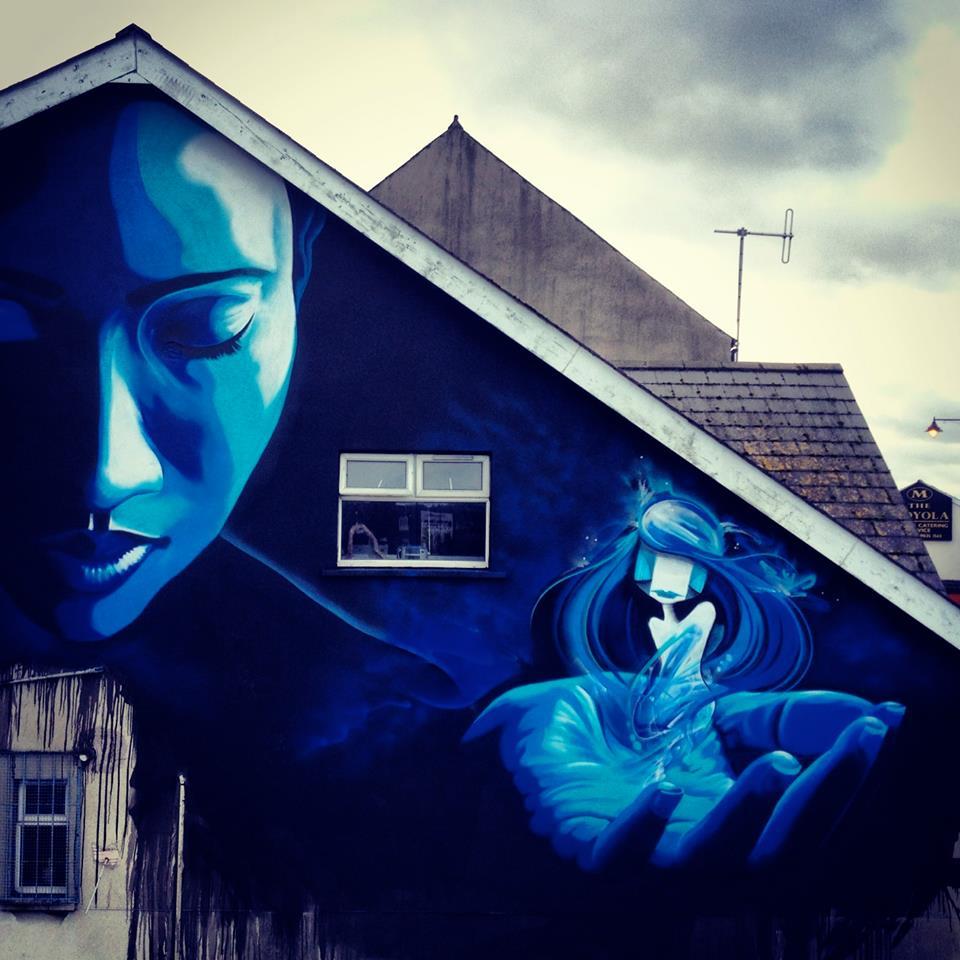 DMC x JMK /// Illuminate Belfast