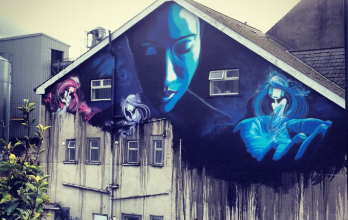 DMC x JMK // Belfast 2012 - Arts for All