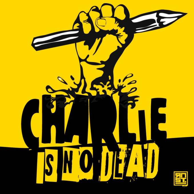 RNST - Charlie Is Not Dead