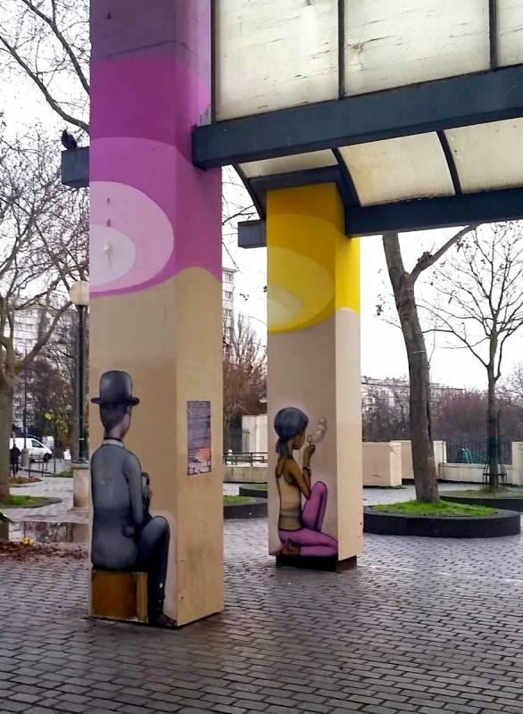 Julien SETH Malland - déc 2014 @vidos - www.street-art-avenue.com