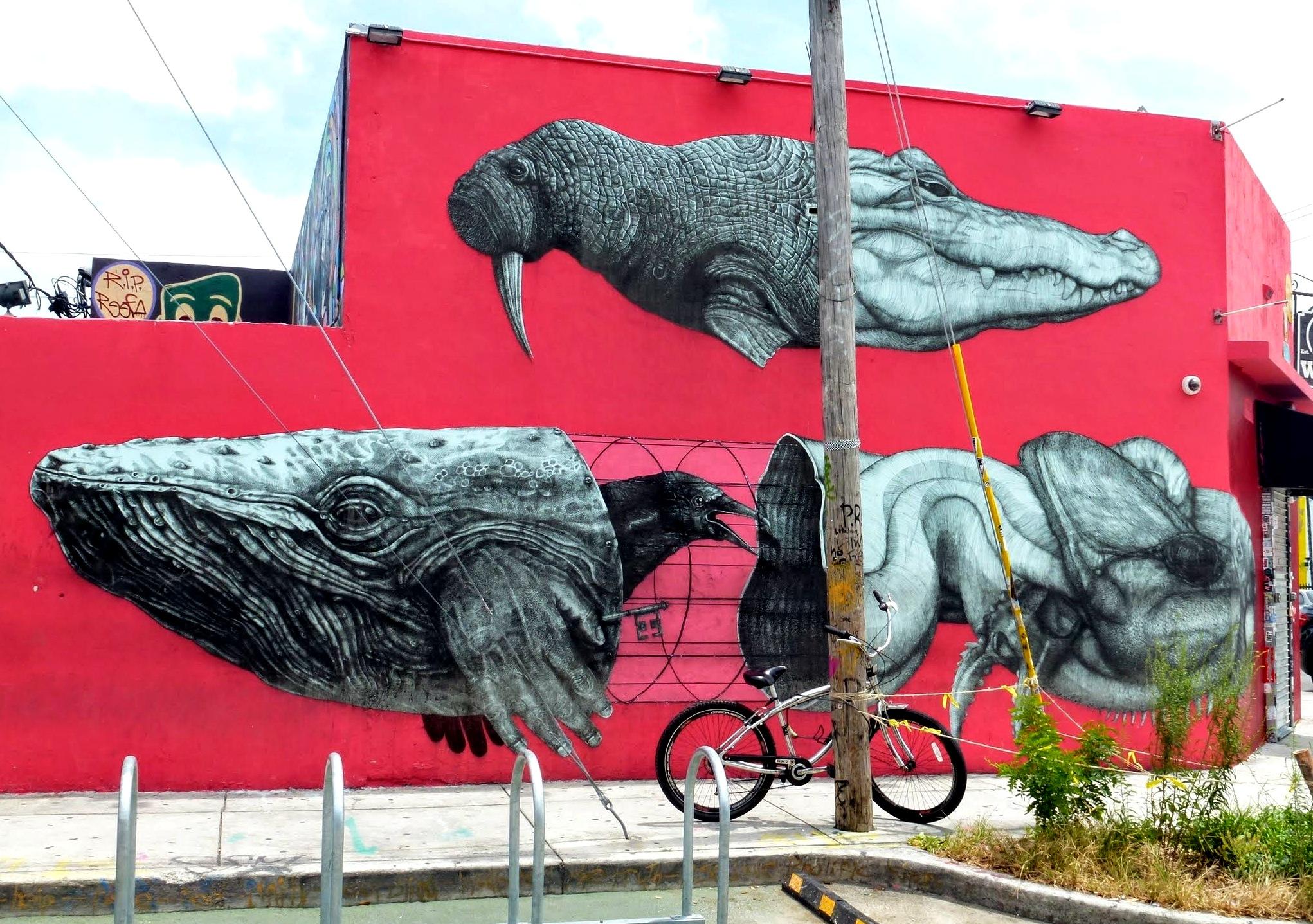 La Pandilla /// Art Basel 2012, Miami