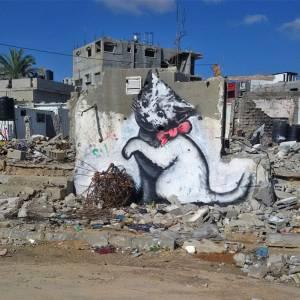 fev // Banksy