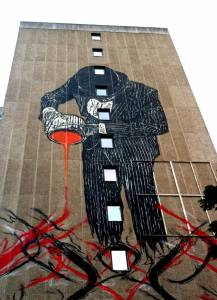"""Gentleman Vandal"" Nick Walker - See No Evil 2011, Bristol"