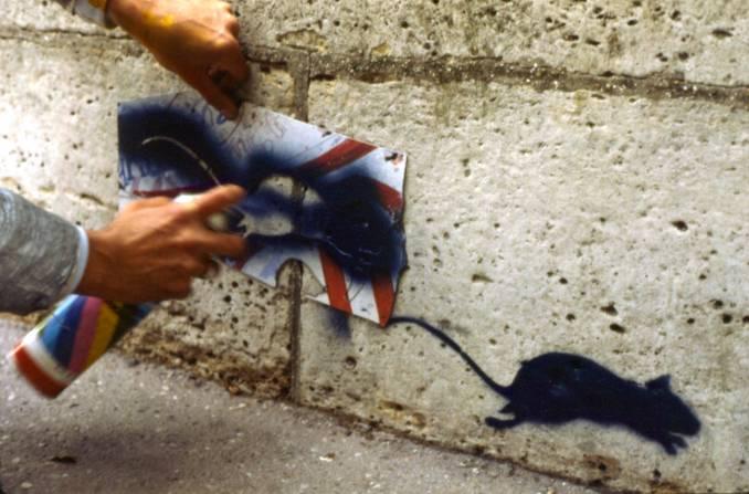 © Blek Le Rat