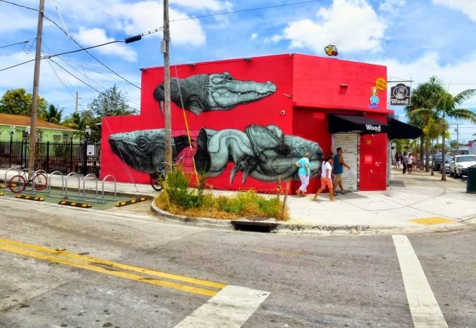 Alexis Diaz - La Pandilla// Art Basel 2012 Wynwood, Miami