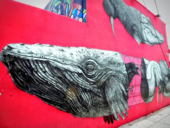 Alexis Diaz - La Pandilla // Art Basel 2012 Wynwood, Miami