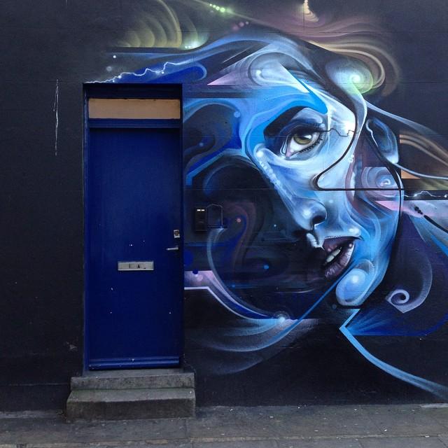 Mr Cenz - Camden, London 2015