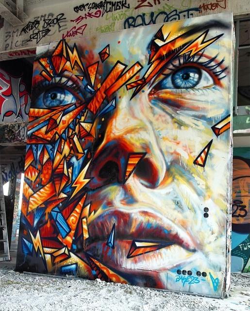 David Walker x Base23, Teufelsberg Berlin