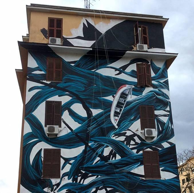 Pantonio - Big City Life, Rome 2015