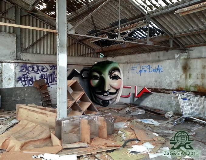 """""""Anonymous II"""" - ZAG & SìA"""
