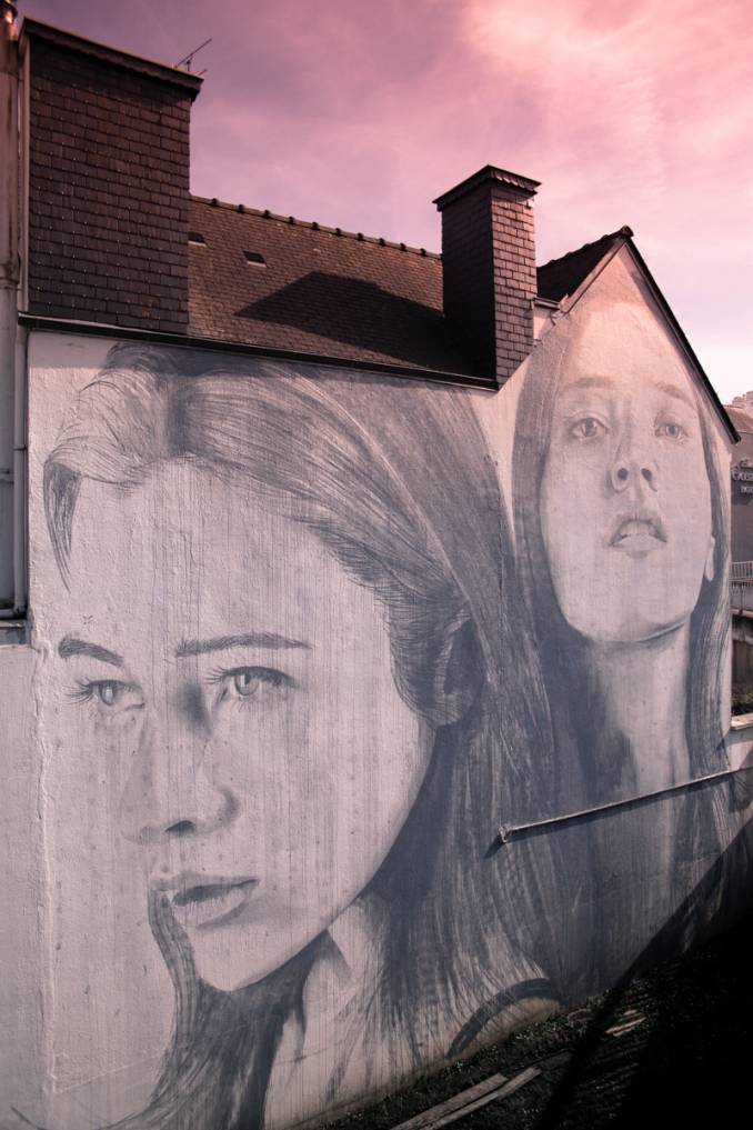RONE, Vannes (FR) // photo ©RONE
