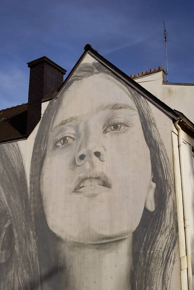 RONE, Vannes (FR) // photo @vidos - street-art-avenue