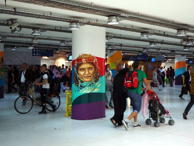 Btoy, Quai36 - Gare du Nord Paris // photo juin 2015 @vidos - street-art-avenue
