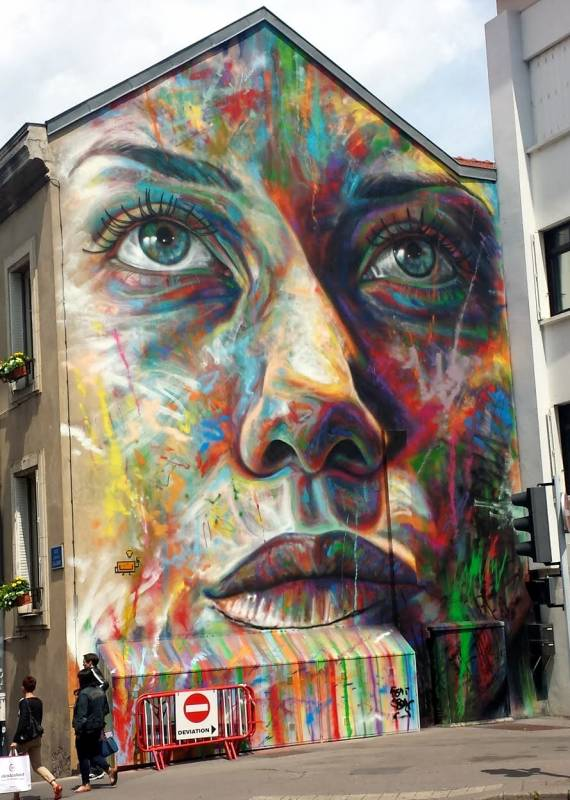 David Walker, Nancy // photo juin 2015 Jean-Christophe - street-art-avenue