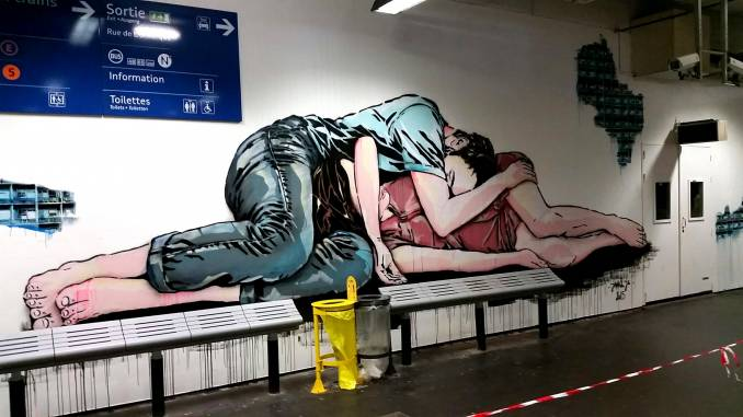 Jana und Js, Quai36 - Paris // photo juin 2015 @vidos - street-art-avenue