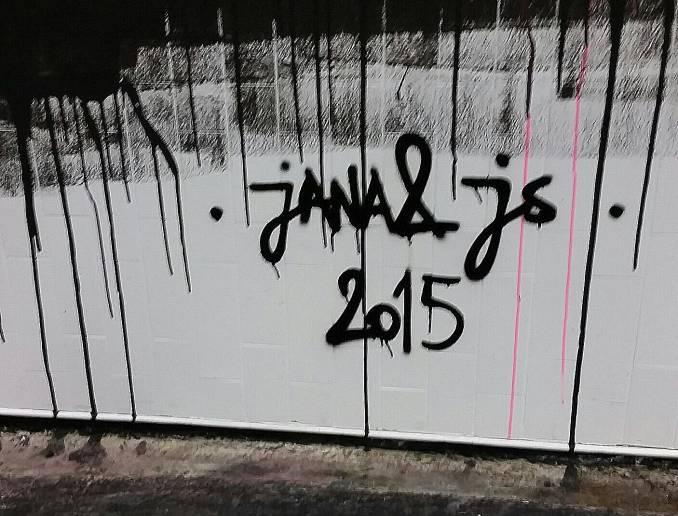 Jana und Js, Quai36 - Paris // photo juin 2015 @vidos - street-art-avenue