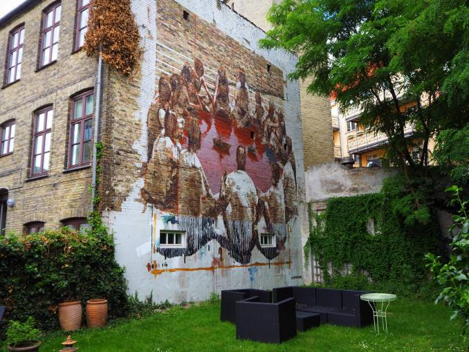 Borondo - Copenhague // juillet 2015 @vidos - street-art-avenue