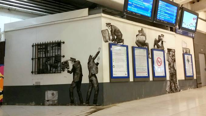Levalet, Quai36 - Paris // photo mai 2015 @vidos - street-art-avenue