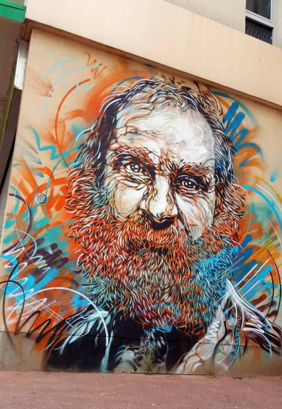 C215 - Paris 13 // photo juillet 2015 @ vidos - street-art-avenue