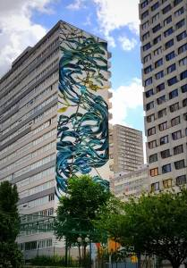 Pantonio - Paris 13 // photo juillet 2015 @ vidos - street-art-avenue