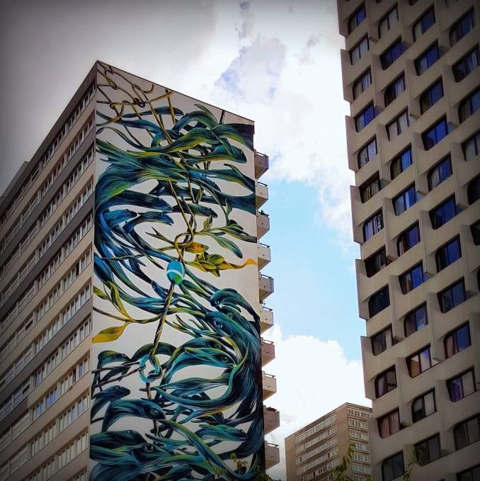 Pantonio - Paris 13 // photo juillet 2015 @ vidos - street-art-avenue