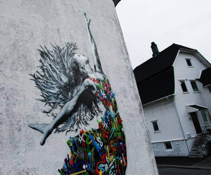 Martin Whatson // Nuart 2015 - photo © Jaime Rojo