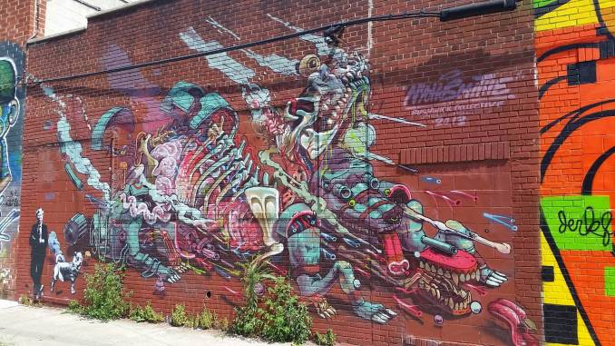 Brooklyn Bushwick - 2014 @ vidos - street-art-avenue